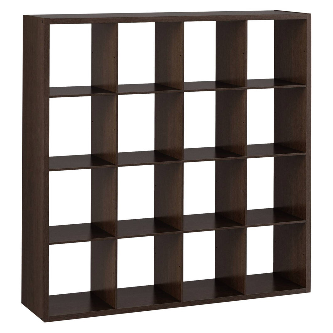16-Cube Organizer Shelf 13