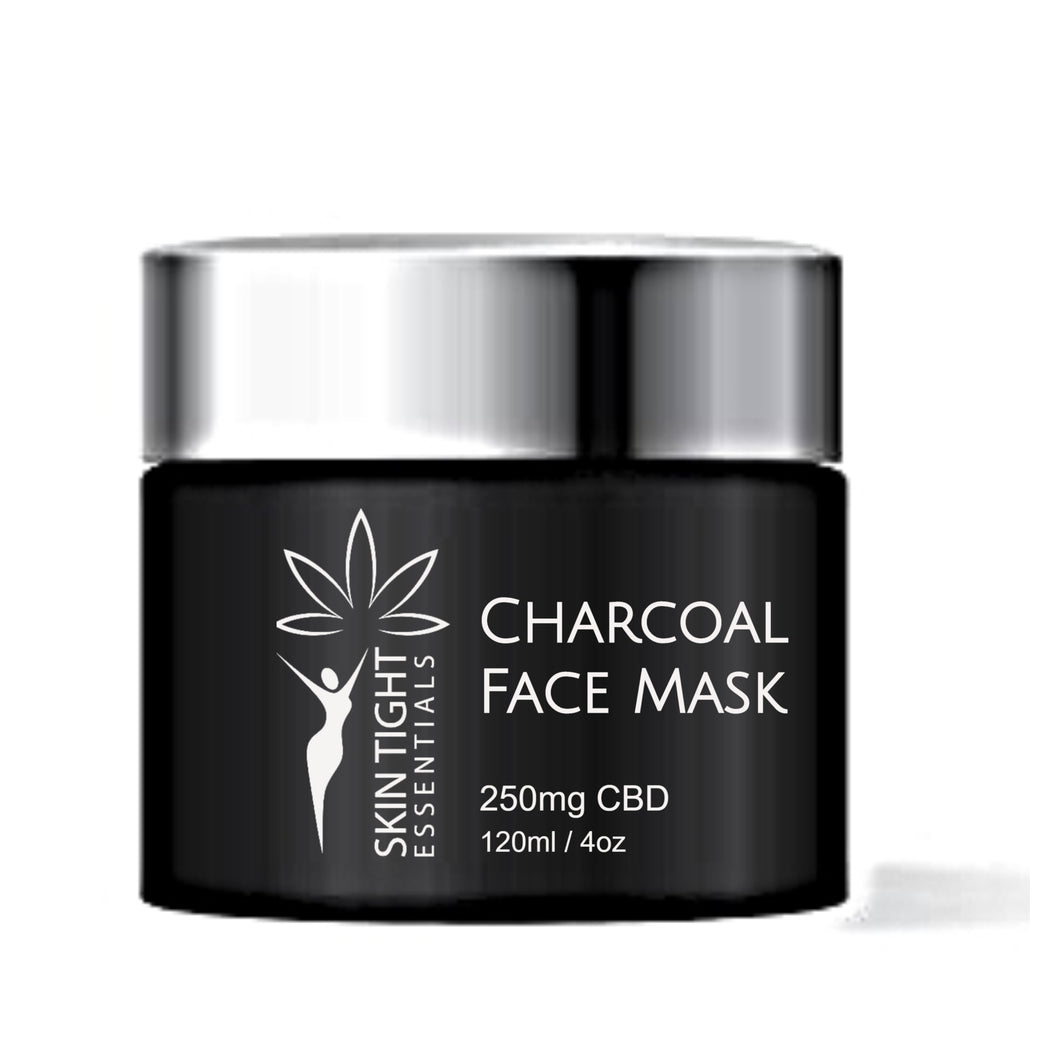 Charcoal Mask (250mg CBD)