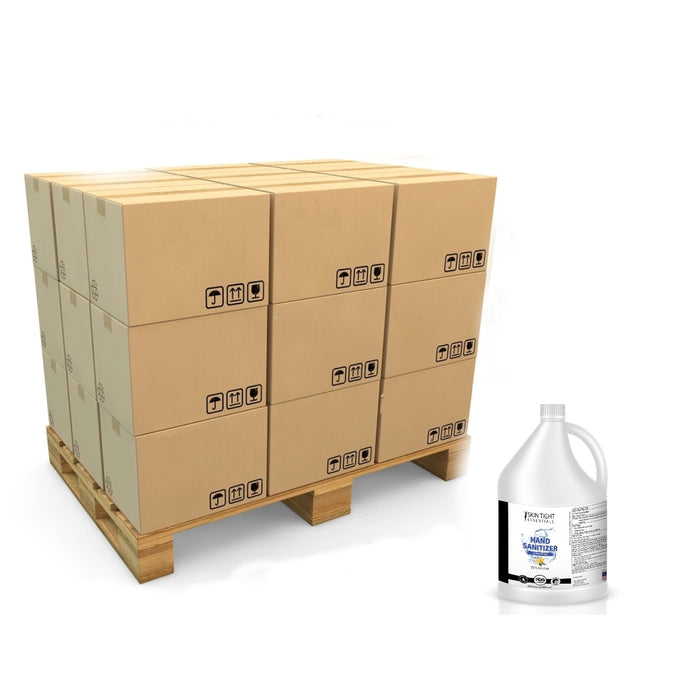 Bulk Gallon GEL (Lemongrass Scent Available) Hand Sanitizer PALLET ORDER: 240 UNITS