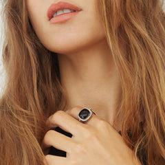 Celebrations Ring Black Onyx