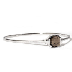 Urban Chic Bangle Smoky Quartz
