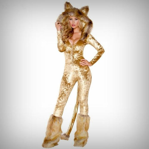 Golden Fox Costume