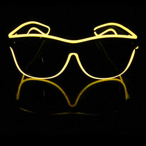 LED Lumo Glasses (10Pcs)