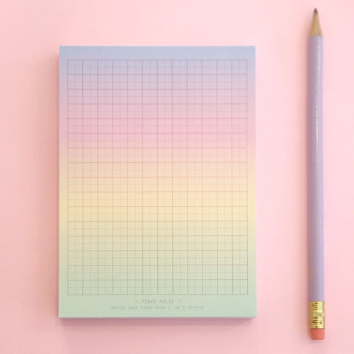 *Colour Memo Pad (100pc)