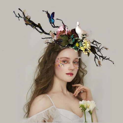 Forest Fairy Headpiece