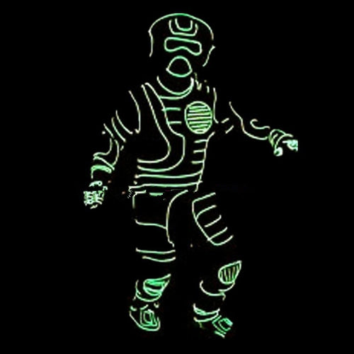Astronaut LED Costume