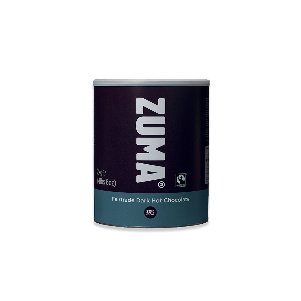 Zuma 33% Fairtrade Dark Hot Chocolate