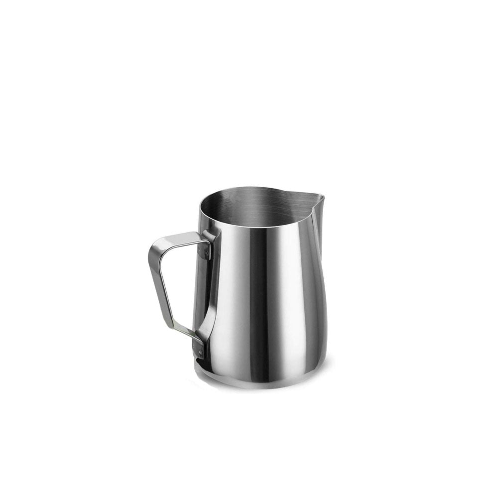 Milk Jug Lined Stainless Steel Small - 0.35Litre