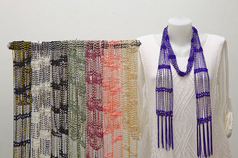 Sparkly Scarves
