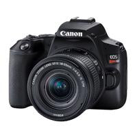 CAMARA CANON EOS REBEL SL3 CON LENTE EF-S 18-55MM IS STM 24.1 MP, LCD 3 PLG.TACTIL, WIFI, BLUETOOTH