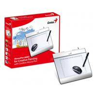 TABLETA DIGITAL GENIUS PARA DISENO MOUSE EASYPEN I608X COMPATIBLE CON MAC CONEXION USB
