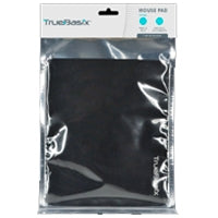 MOUSE PAD TRUE BASIX / ACTECK DE TELA PLSTICO COLOR NEGRO