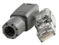 CONECTOR ENCHUFABLE RJ45 PHOENIX CONTACT VS-08-RJ45-5-Q/IP20 - 1656725. - ABD Systems