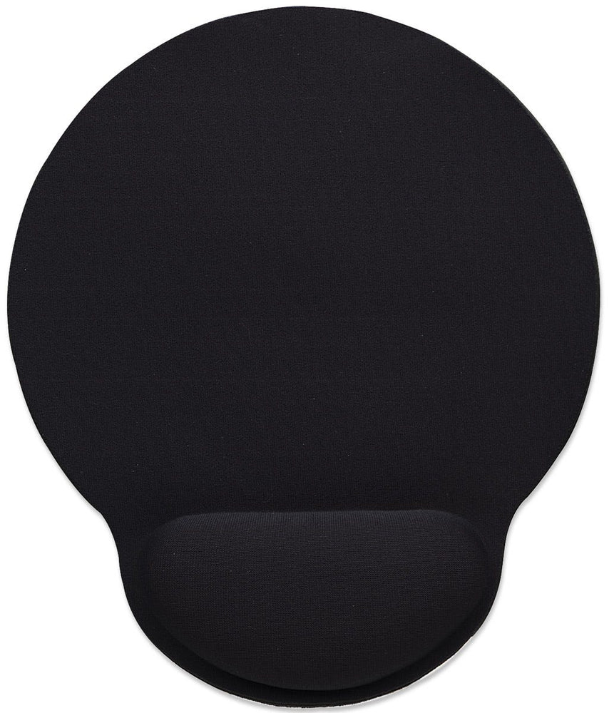 MOUSE PAD MANHATTAN TIPO GEL NEGRO