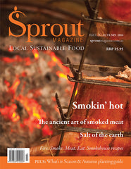 Smokin' hot — Autumn 2016