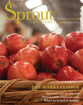 Farmers' markets issue - Autumn 2010