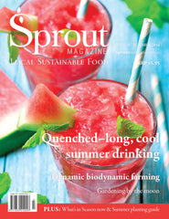 Quenched: long, cool summer drinking - Summer 2016