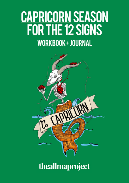 Capricorn Season for the 12 Signs (Digital)