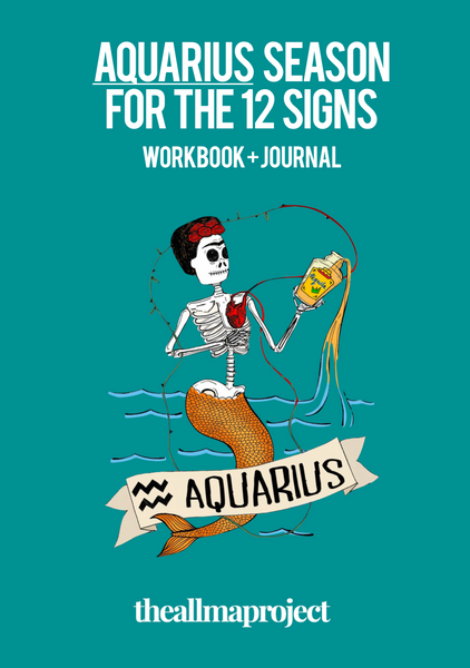 Aquarius Season For the 12 Signs (Digital)