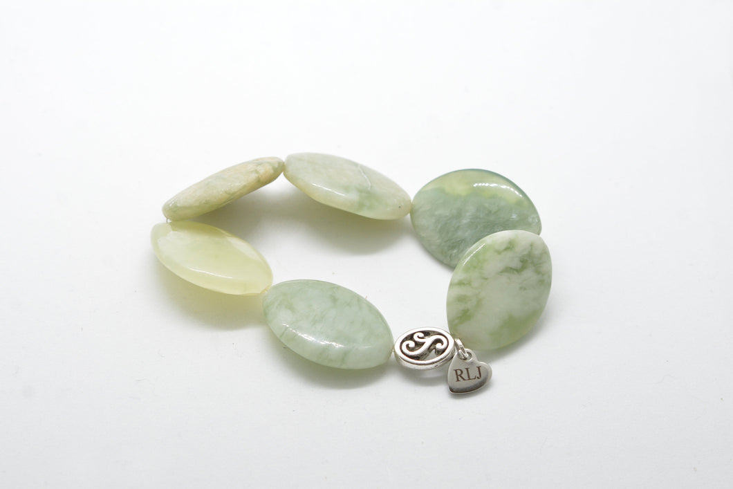 Rainforest Amazonite Bracelet