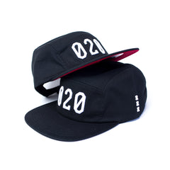 MOKUM MADE 5 PANEL CAP (020 SERIE)