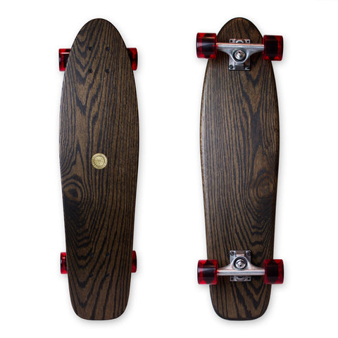 Cruiser Long - Black (Oak)