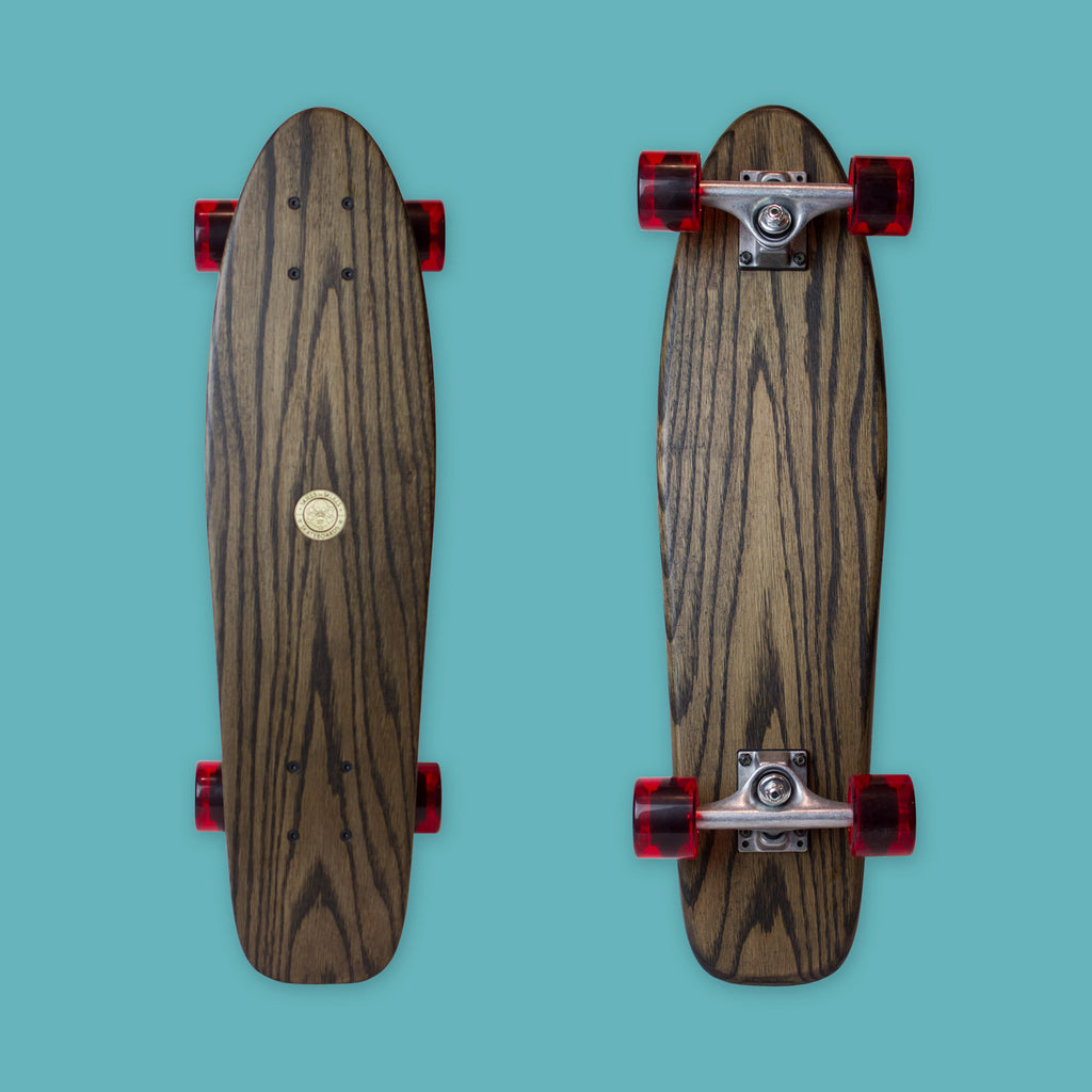 Cruiser Medium - Black (Oak)
