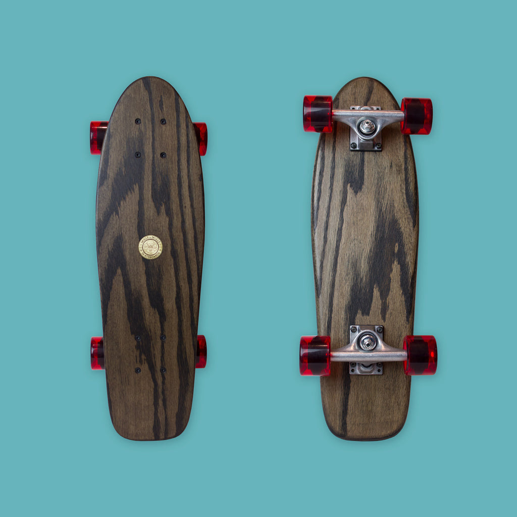 Cruiser Mini - Black (Oak)