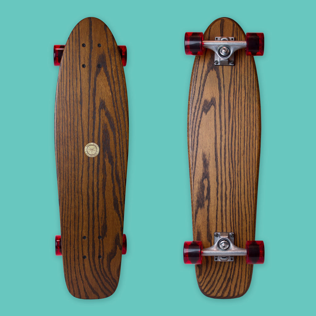Cruiser Long - Brown (Oak)