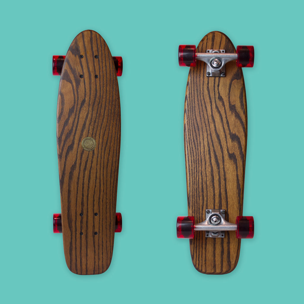 Cruiser Medium - Brown (Oak)