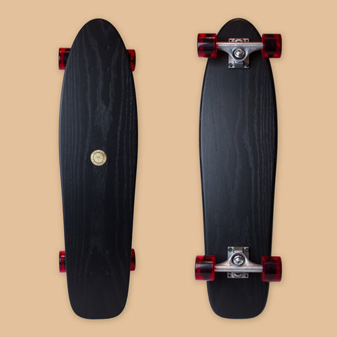 Cruiser Long - IndianBlack (Oak)