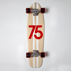 Cruiser Long - White (Maple) - 75