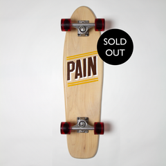 Cruiser Long - White (Maple) - Pain