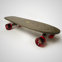Cruiser Mini - Black (Oak) - The Greed for Speed