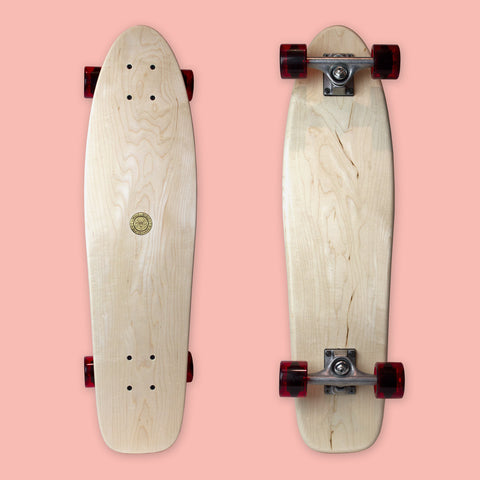 Cruiser Long - White (Maple)