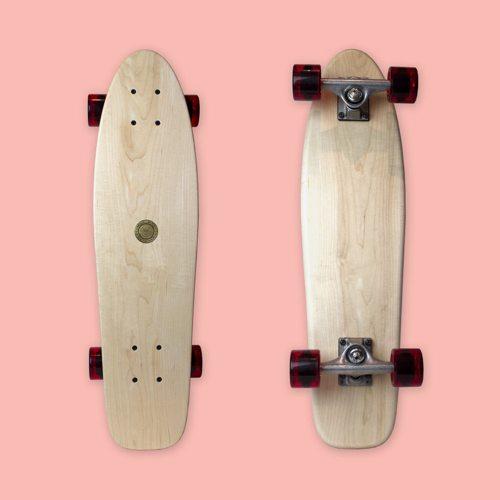 Cruiser Medium - White (Maple)