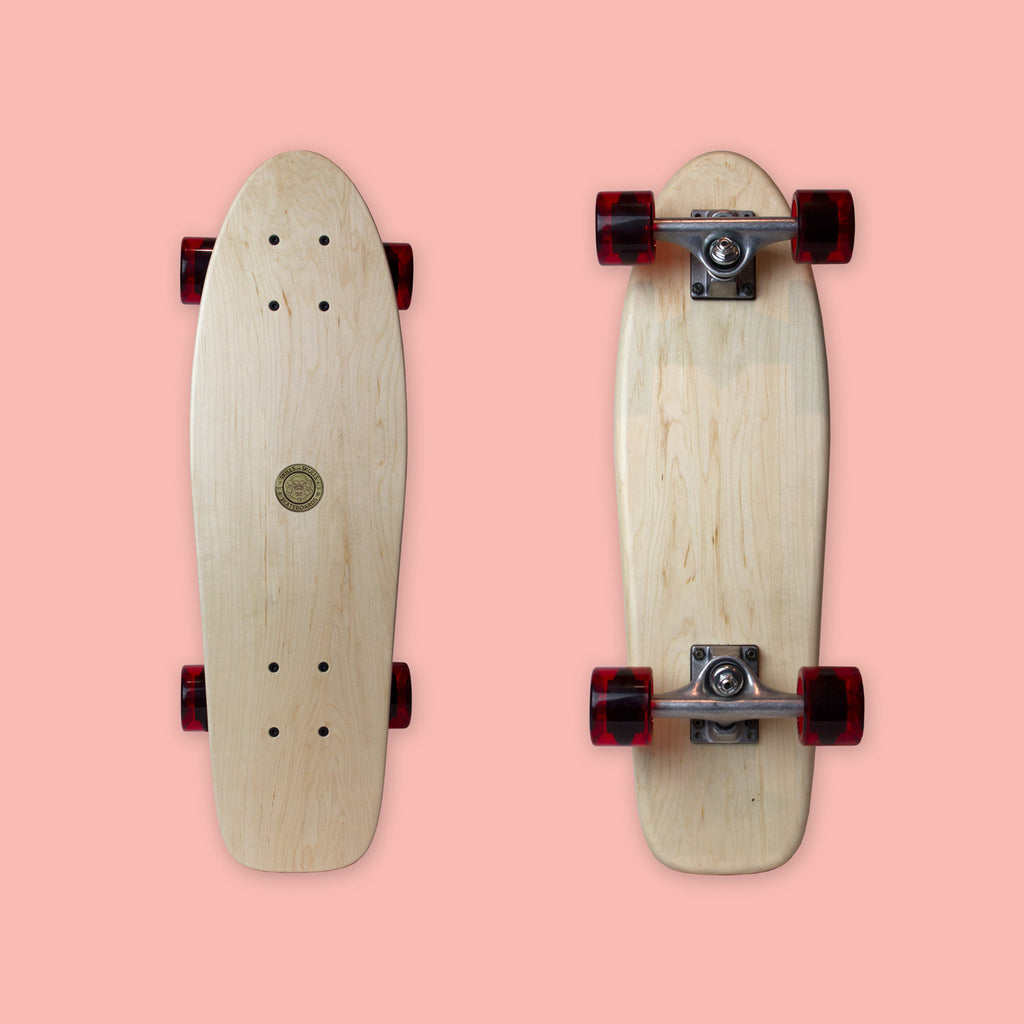 Cruiser Mini - White (Maple)