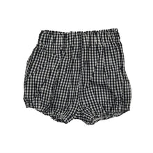 Load image into Gallery viewer, Evie | Black + White Checkered Shorts