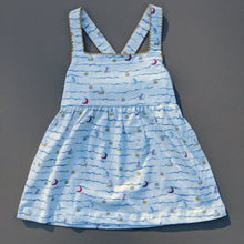 Load image into Gallery viewer, *4T ONLY LEFT* Sawyer | Dress | Sailboats