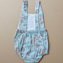 Load image into Gallery viewer, Ivy | Suspender Romper | Floral