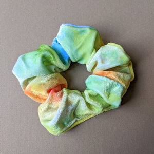 Scrunchie | Lemon Lime