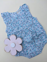 Load image into Gallery viewer, Edie | Sleeveless Romper | Floral