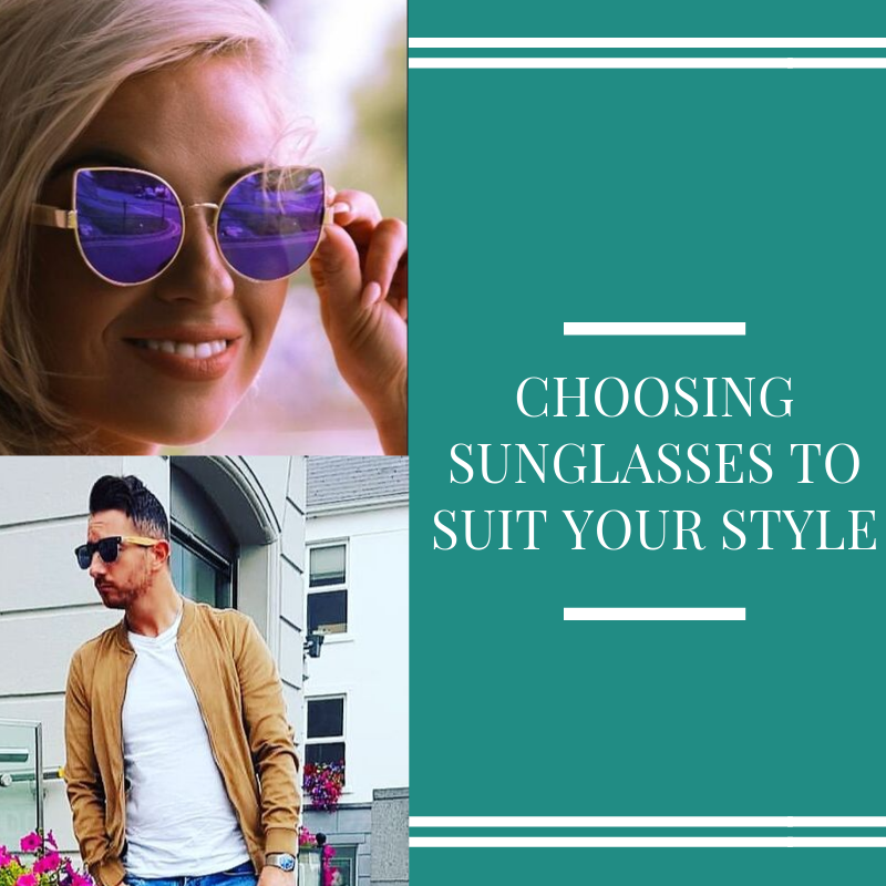 Choosing Fashion Eyewear to Suit Your Style