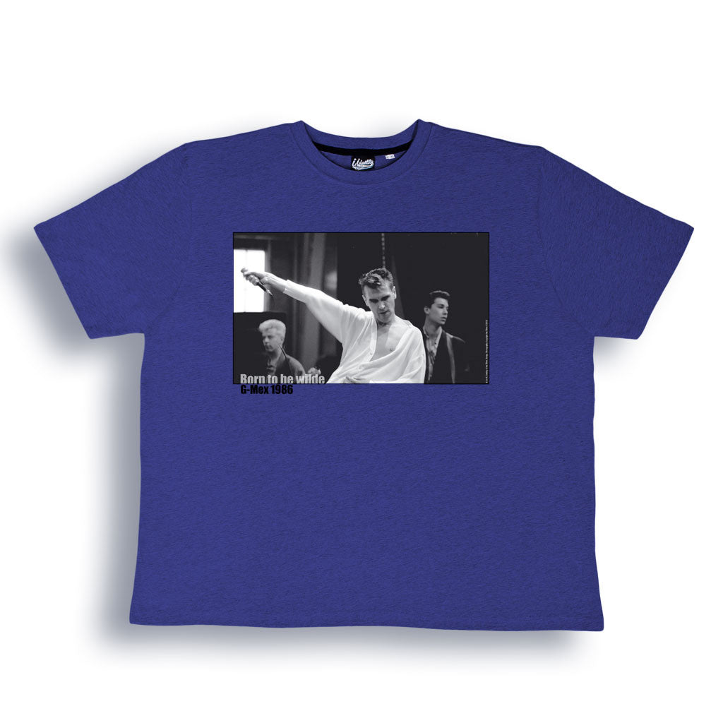 'Morrissey' T Shirt from the Identity Big Time Collection - Sizes from 2XL to 6XL