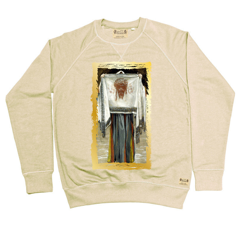 Ikons 'The Holy Face' Sweatshirt