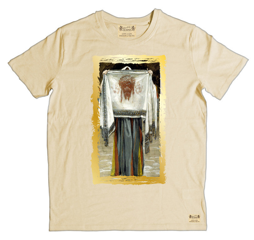Ikons 'The Holy Face' T-shirt