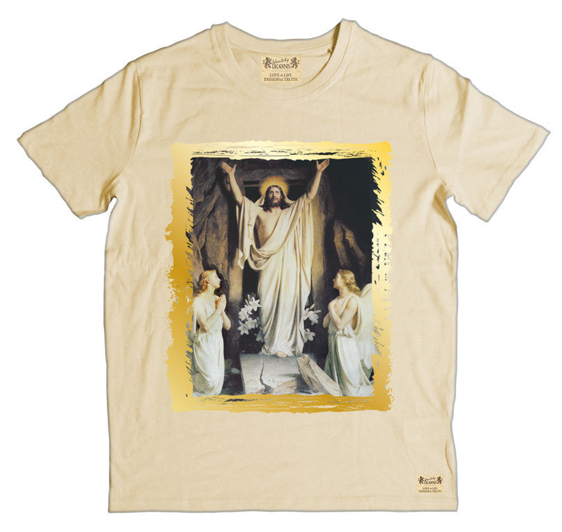 Ikons 'Resurrection' T-shirt