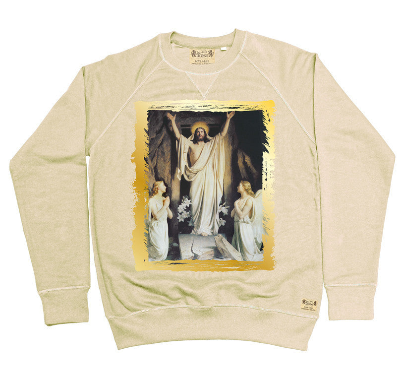 Ikons 'Resurrection' Sweatshirt