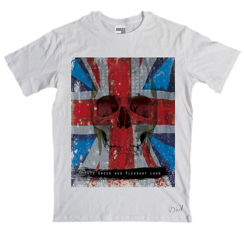 Awake and Dressed 'Union Jack' T-Shirt