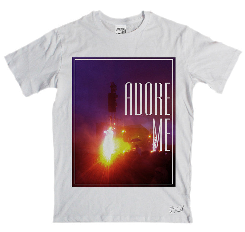 Awake and Dressed 'Adore Me Red' T-shirt